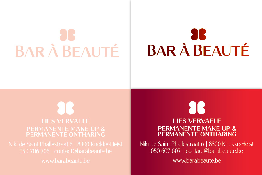Portfolio Bliss, Bar à Beauté